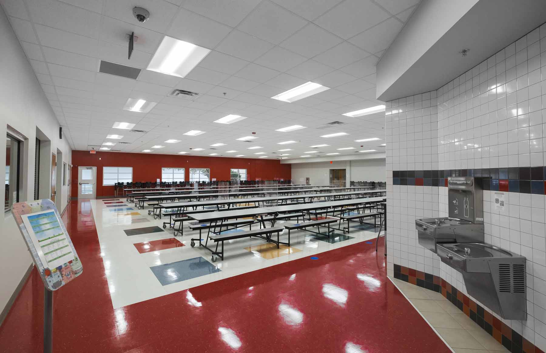 SAISD Davis Middle School Renovation, Joeris