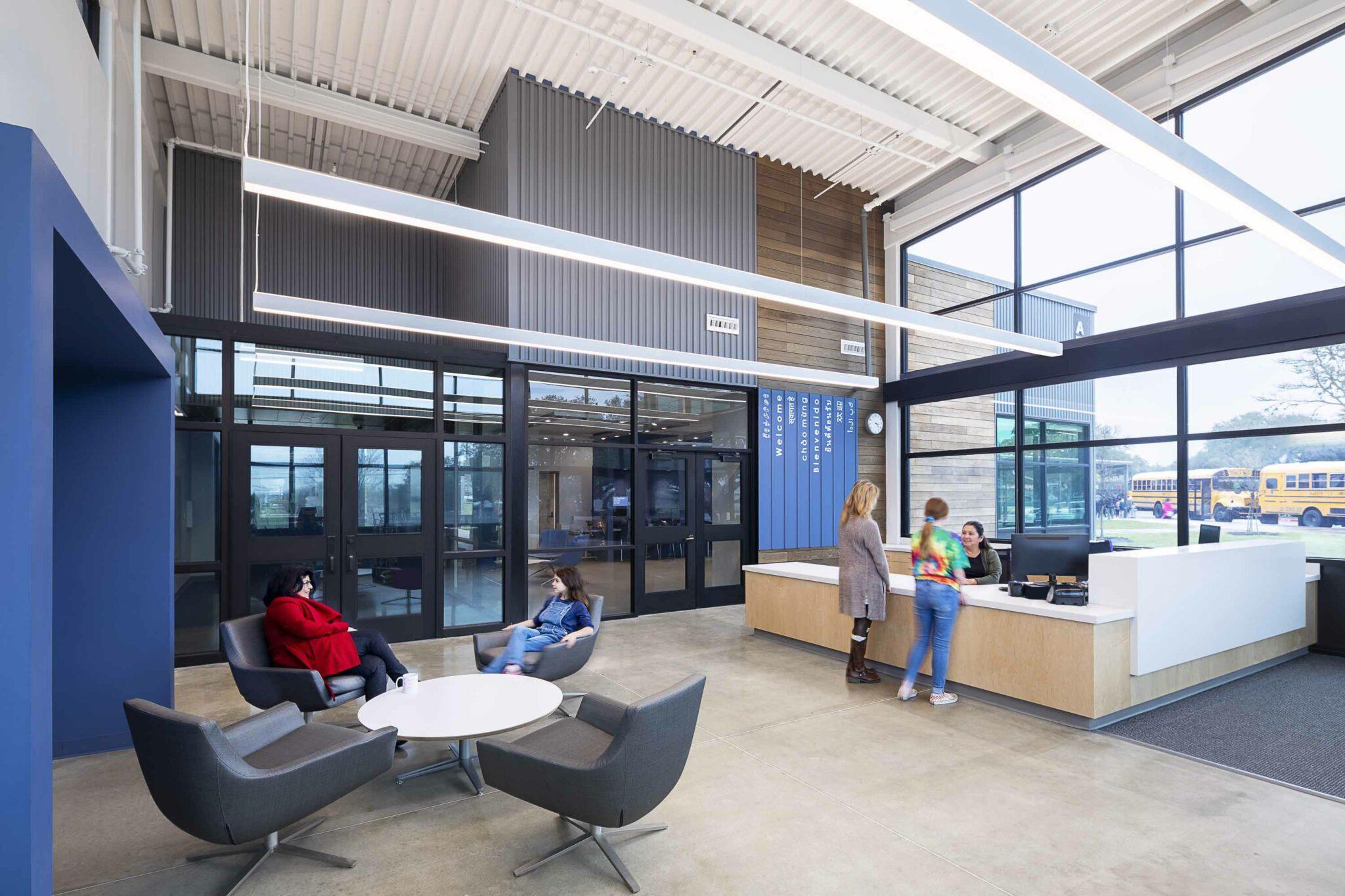 Austin ISD Menchaca Elementary School Joeris