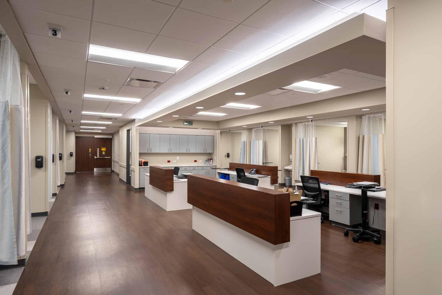 TSAOG Ridgewood Medical Office Building & Ambulatory Surgery Center Joeris