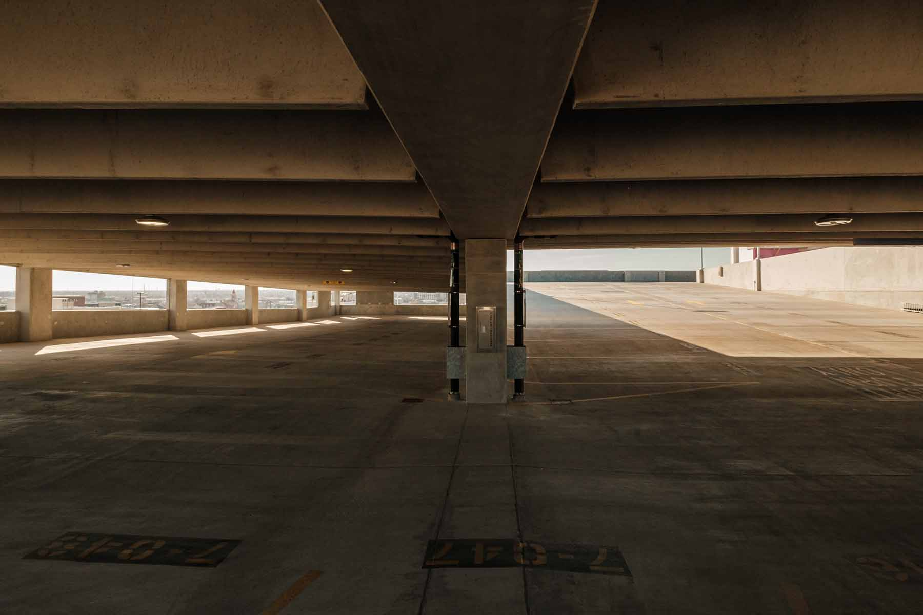 Bexar County Nueva Parking Garage Joeris