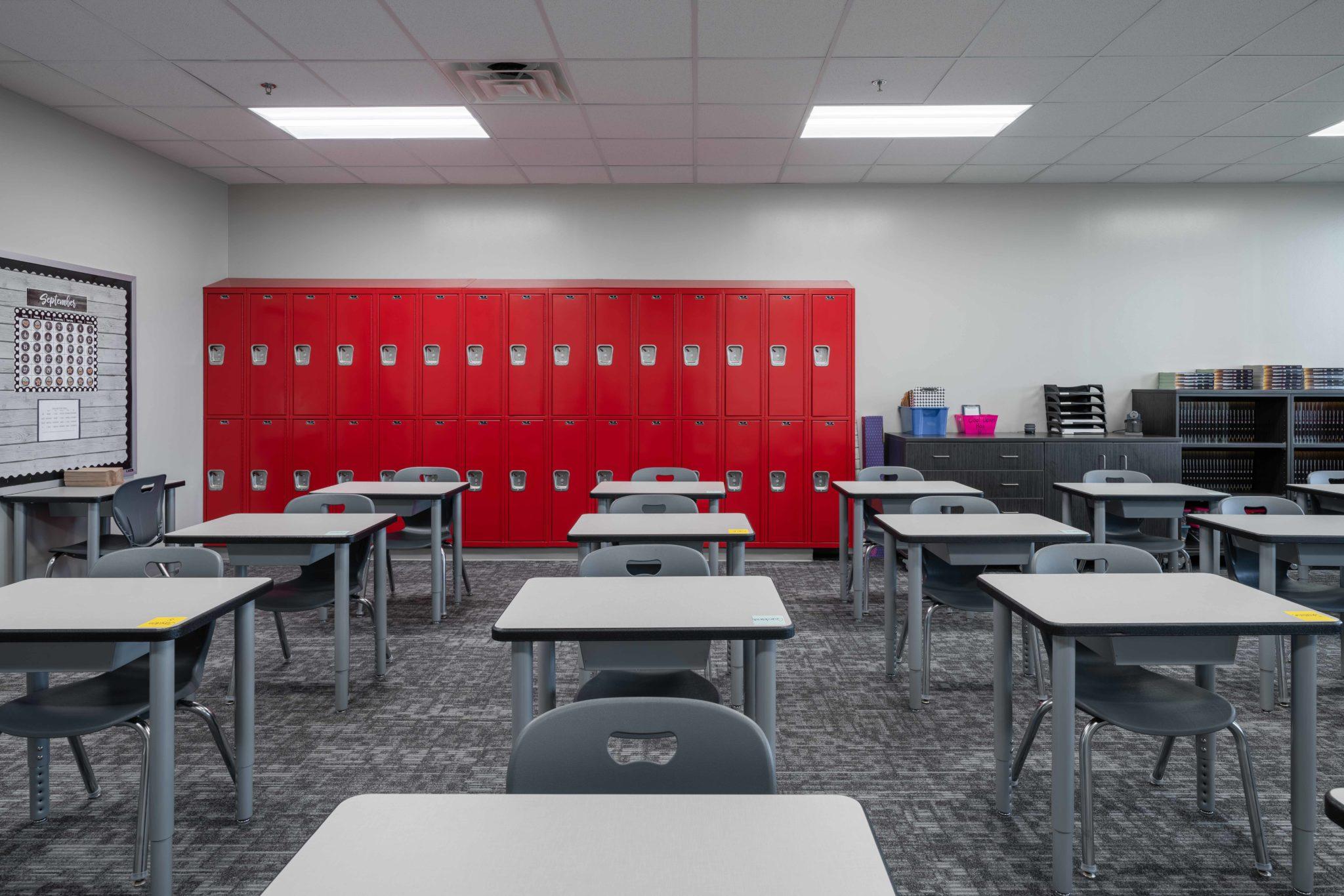 HEB ISD Arbor Creek Elementary Classroom