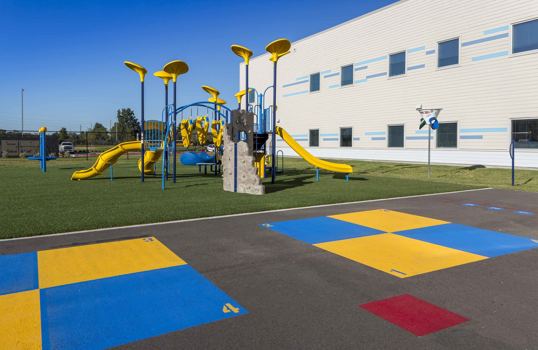 IDEA Spears, Playscape