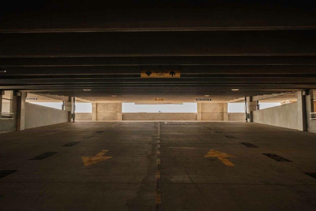 Bexar County Nueva Parking Garage