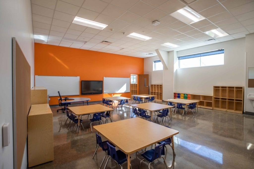 Kipp Journey Campus, Classroom