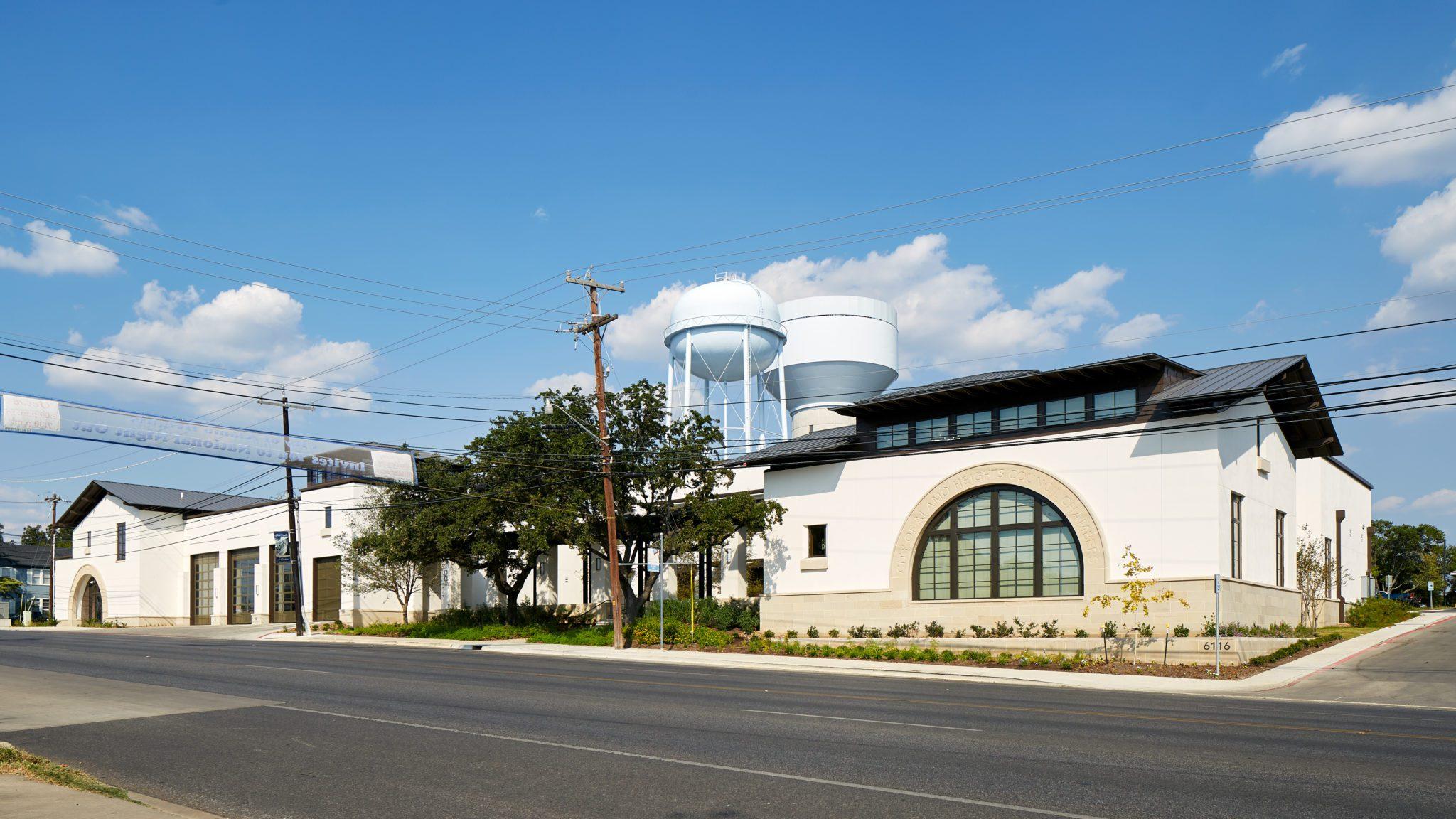 Alamo Heights Municipal Complex