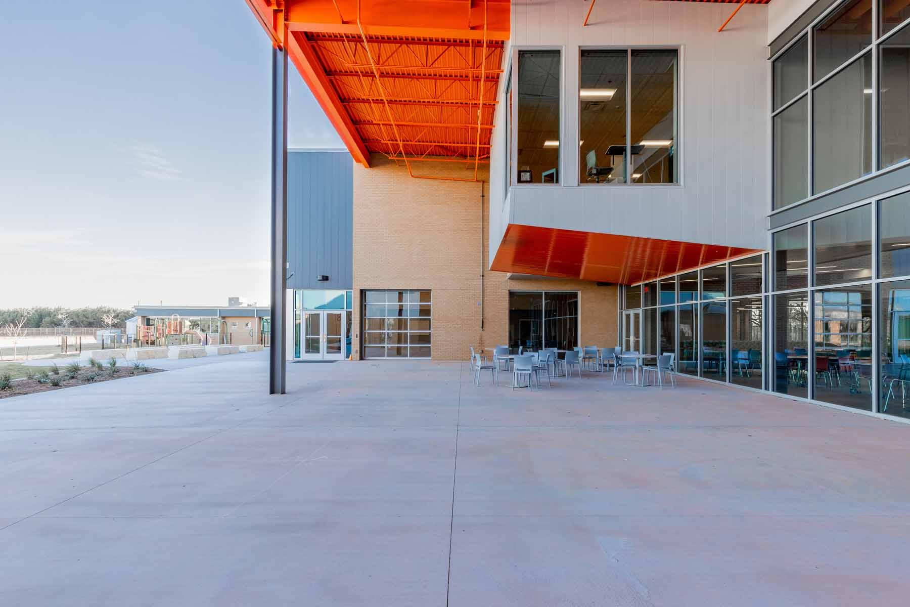 Austin ISD Norman-Sims Elementary School Joeris