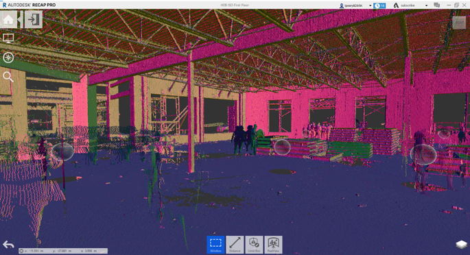 Trinity Lakes Elementary 3D Scan